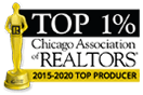 Chicago Association of Realtors Top 1%