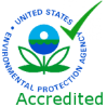 Environmental Protection Agency Accredited