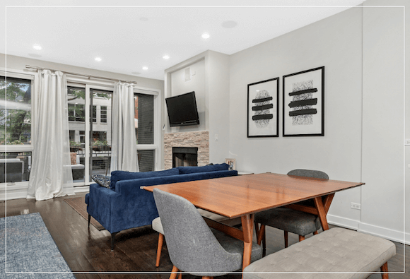 chicago condo for sale at 866 N Marshfield Ave #1, Chicago, IL 60622 by IRPINO chicago real estate